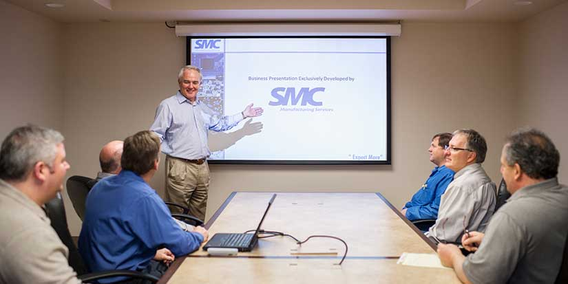 Notes From Rob Coats SMC CEO