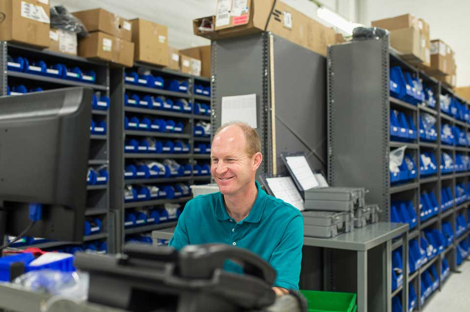 SMC Supply Chain & Materials Management